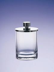 Емкость для косметики малая Windisch 881241SNI Plain Crystal