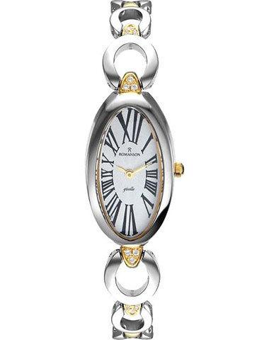 Купить Наручные часы Romanson RM0348LCWH по доступной цене