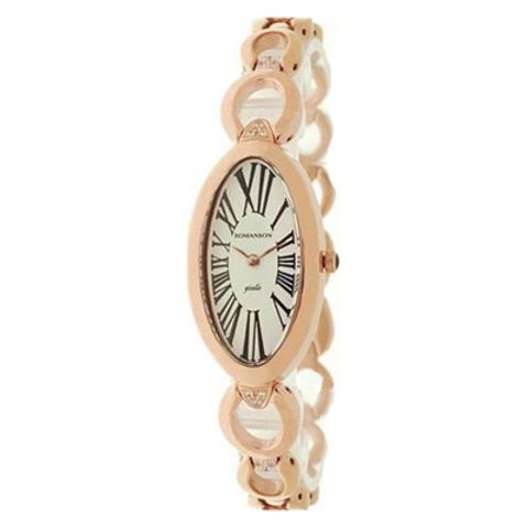 Купить Наручные часы Romanson RM0348LRWH по доступной цене