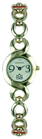 Купить Наручные часы Romanson RM5150LCWH по доступной цене