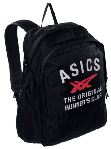 Рюкзак Asics Traininng Backpack black