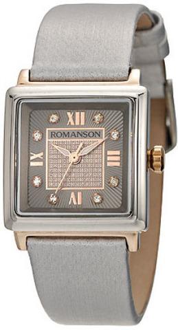 Купить Наручные часы Romanson RL1242LJBROWN по доступной цене