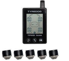 Датчики давления в шинах (TPMS) Carax CRX-1050 с 5-ю датчиками