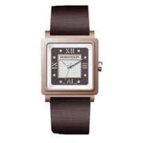 Купить Наручные часы Romanson RL1242LRBROWN по доступной цене