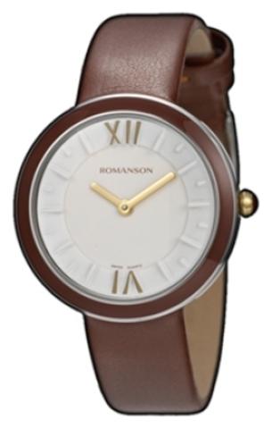 Купить Наручные часы Romanson RL3239LCWH по доступной цене