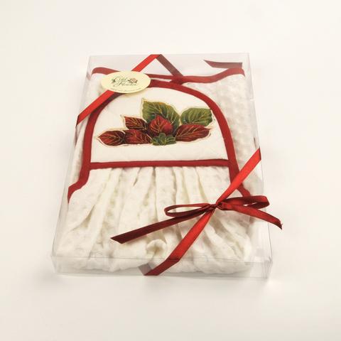 Полотенце-галстук Old Florence Стелла белое