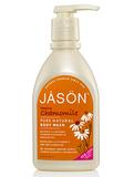 Успокаивающее жидкое мыло с экстрактом ромашки, Jason