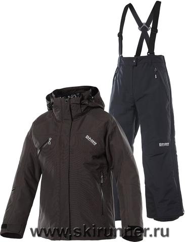 Горнолыжный костюм детский 8848 Altitude Troy Brown Warmup