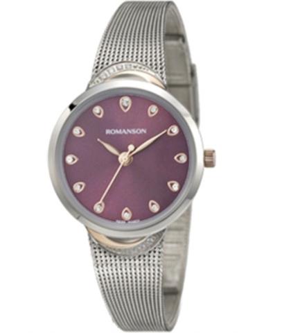 Купить Наручные часы Romanson RM4203QLWPINK по доступной цене