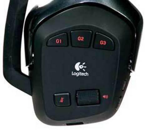 Logitech G930 [63439]