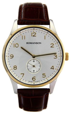 Купить Наручные часы Romanson TL0329DMCWH по доступной цене