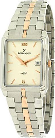 Купить Наручные часы Romanson TM8154CLWWH по доступной цене