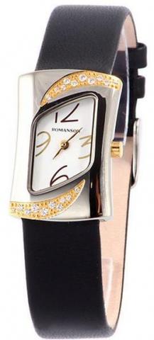 Купить Наручные часы Romanson RL0388QLCWH по доступной цене