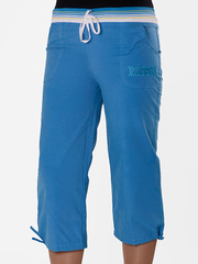 Ш17-8 шорты женские, голубые