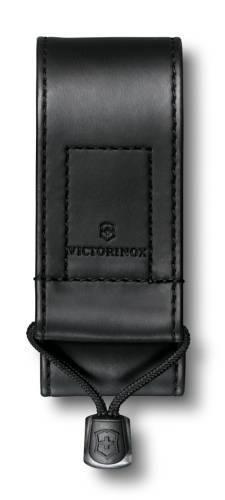 Чехол из искусственной кожи, черный, для Swiss Officers Knife 91 и 93 мм толщиной 2-4 уровня, в пакет
