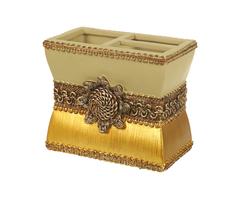 Стакан для зубных щёток Braided Medallion от Avanti