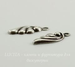 Винтажный декоративный элемент - Пара подвесок
