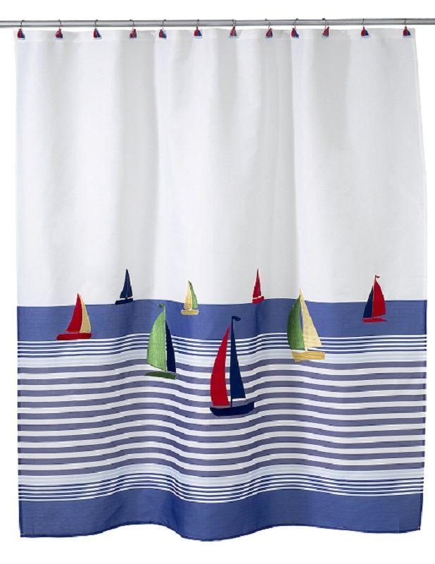 Шторки для ванной Шторка для ванной детская 183x183 Avanti Regatta elitnaya-shtorka-dlya-vannoy-detskaya-regatta-ot-avanti-ssha-kitay.jpg