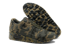 Кроссовки женские Nike Air Max 90 VT Camouflage Military Dark