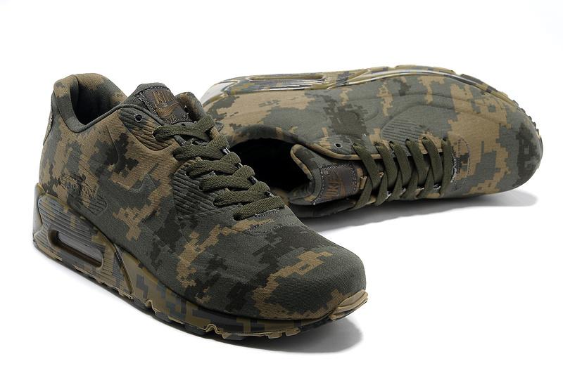 2a6f93e4de72 ... Купить Кроссовки женские Nike Air Max 90 VT Camouflage Military Dark с  доставкой по Москве и ...