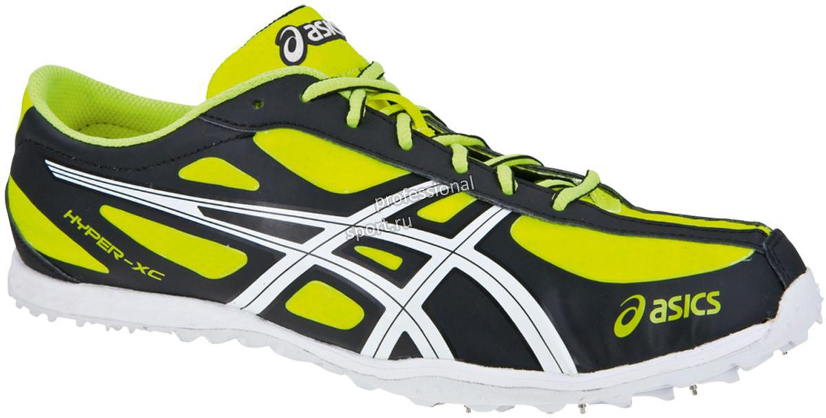 Шиповки Asics Hyper XC yellow