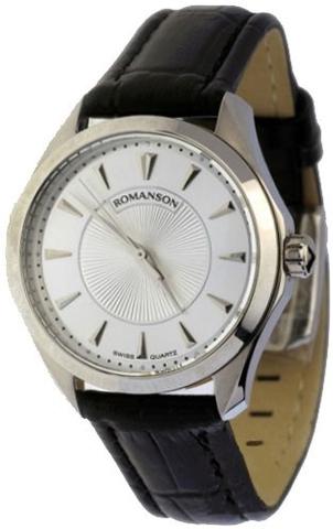Купить Наручные часы Romanson TL0337LWWH по доступной цене
