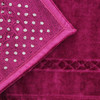 Элитный коврик для ванной Venezia 769 viola от Roberto Cavalli