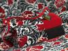 Полотенце 37x50 Feiler Zoe 10 schwarz