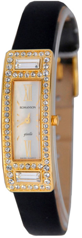 Купить Наручные часы Romanson RL7244CLGWH по доступной цене