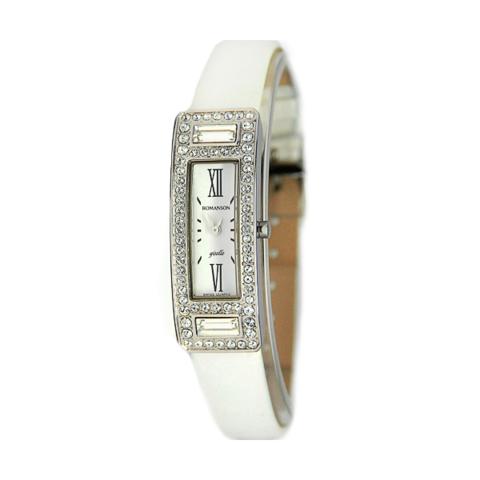 Купить Наручные часы Romanson RL7244CLWWH по доступной цене