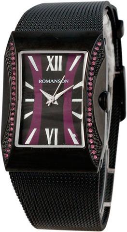 Купить Наручные часы Romanson RM0358TLBBK по доступной цене