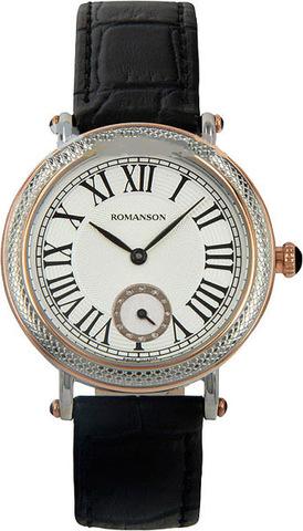Купить Наручные часы Romanson RL1253BLJWH по доступной цене