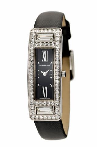 Купить Наручные часы Romanson RL7244CLWBK по доступной цене