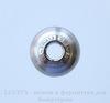 5890 Бусина Сваровски BeCharmed Pearl Crystal Grey 14х10 мм ()