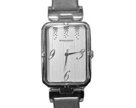 Купить Наручные часы Romanson RN0356LWWH по доступной цене