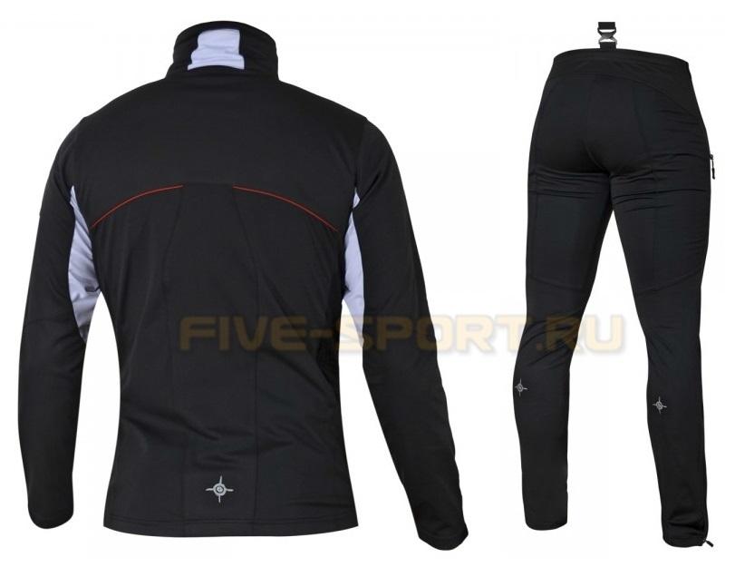 Лыжный костюм Noname Flow in Motion 15 черный