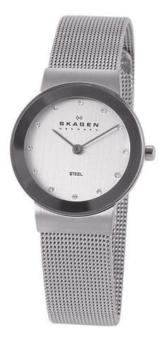 Купить Наручные часы Skagen 358SSSD по доступной цене