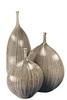 Элитная ваза декоративная Figs малая от S. Bernardo