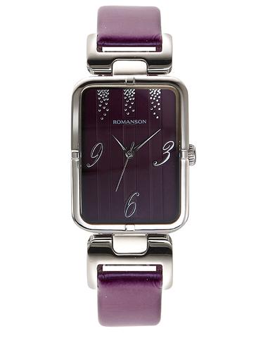 Купить Наручные часы Romanson RN0356LWPUR по доступной цене