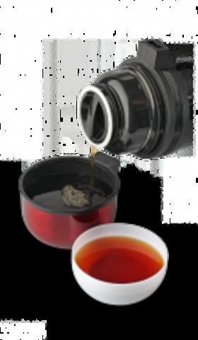 Термос универсальный (для еды и напитков) La Playa Traditional (0.8 литра) красный