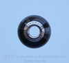 Бусина Сваровски BeCharmed Pearl Crystal Mystic Black 14х10 мм ()