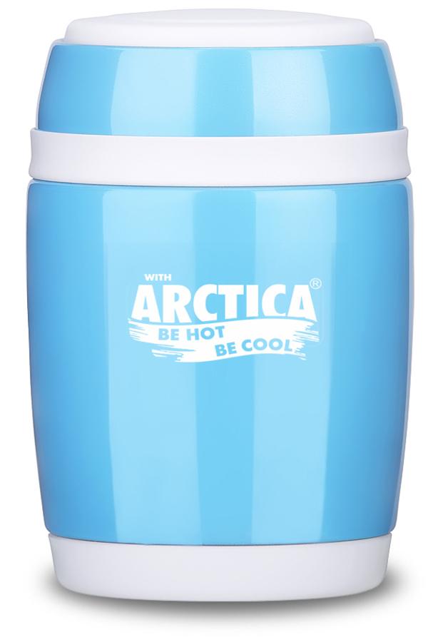Термос для еды Арктика (0,48 л.) голубой