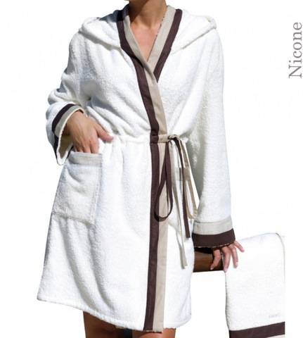 Элитный халат махровый Nicone от Timas