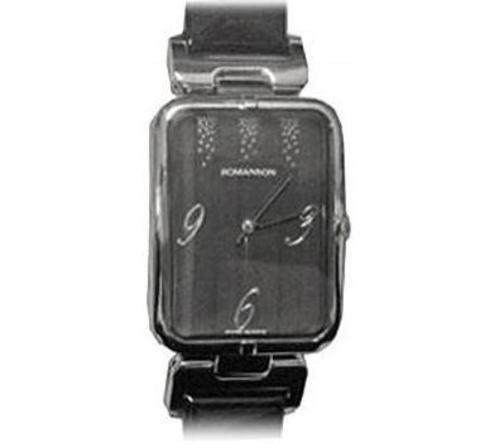 Купить Наручные часы Romanson RN0356LWBK по доступной цене