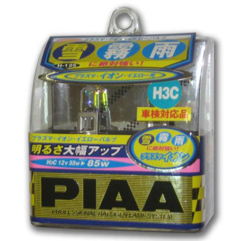 Галогенные лампы PIAA H3С H-125 (2500K)