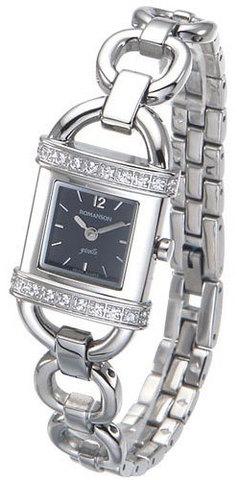 Купить Наручные часы Romanson RM9236QLWBK по доступной цене