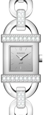 Купить Наручные часы Romanson RM9236QLWWH по доступной цене