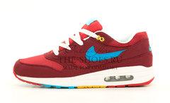 Кроссовки Мужские Nike Air Max 87 Cherry Blue