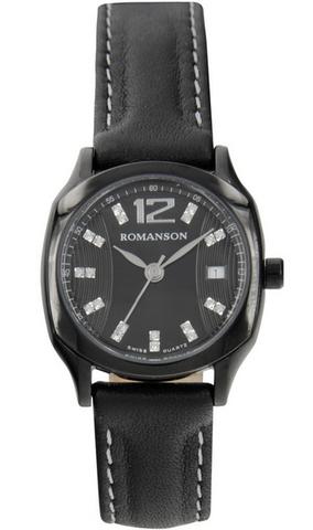 Купить Наручные часы Romanson TL1271LBBK по доступной цене