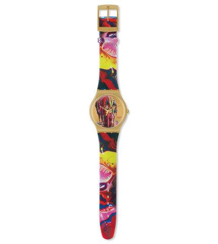 Купить Наручные часы Swatch SUOZ115 по доступной цене